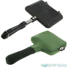 NGT Toastie Maker and Case Carp Fishing Camping Sandwich Toaster Cooker