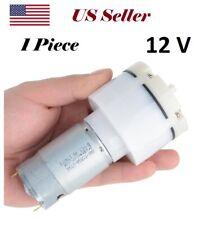 Powerfull Mini Diaphragm Single Head Air Pump 14 Lmin 37gpm 12 V Dc