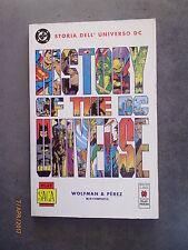 PLAY SAGA n° 9/10 - History of the DC Universe - 1991 - Ed. Play Press