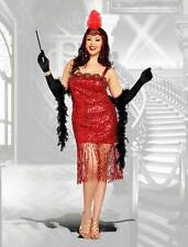 Dazzle Flapper Dress 1920 Gatsby Costume The Halloween Outfit Women Plus 3X/4X