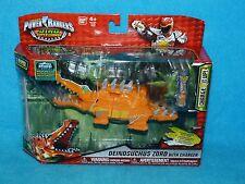 Power Rangers Dino Charge Ltd Edition orange Deinosuchus Zord & Ladegerät