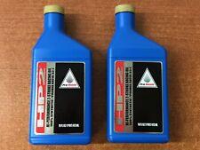 Honda HP2 Synthetic Performance 2-Stroke Oil *Lot of 2 Pints* Dirt Bike ATV CR