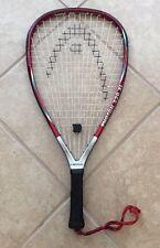 Head Photon 220 Xl Pyramid V Racquetball Raquet 3 5/8 Grip & Includes A Cover