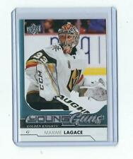2017-18 UD YOUNG GUNS ROOKIE MAXIME LEGACE #482 RC LV KNIGHTS