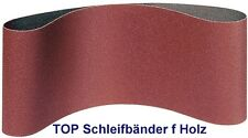 10 Stk. Schleifband 100x915mm korn 80 Bänder Gewebeschleifband Metall, Kantensch
