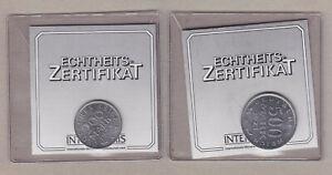 Deutsches Reich Münzen aus 1923