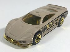 Hot Wheels 2007 Saleen S7 Flat Gray-Tan Gold Tint HW Camouflage 5-Pack Loose