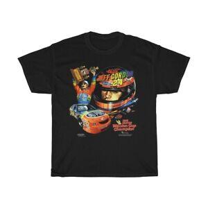 NASCAR 1995 Jeff Gordon Winston Cup Champion T-Shirt - 5 Star Vintage