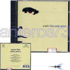 """PATTY PRAVO """"PAZZA IDEA"""" RARO CD 1a STAMPA - SIGILLATO"""