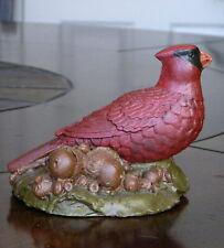 "*Tom Clark Cairn Studio Style 23 ""Cardinal"" by Jim Palmer Jr. Edition #20"