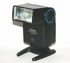 Vivitar 550Fd Shoe Mount Flash Dedicated For Minolta/Pentax/Olympus Film Cameras