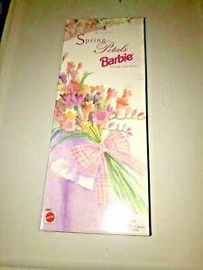 Avon Spring Petals Barbie 2nd Issue Blonde