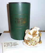 Harmony Kingdom Signing Line Tjice00 Event Piece Retired Original Box
