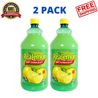 2/PACK ReaLemon 100% Lemon Juice