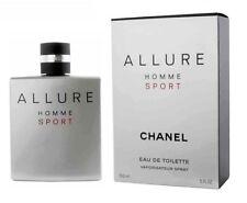 Chanel Allure Homme Sport 100 ml Eau de Toilette XL-Flakon Neu & Ovp EDT