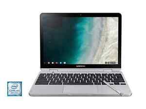 "Samsung Chromebook Plus XE521QAB-K01US New Sealed 4GB 32GB 12.2"" Stylus Pen"