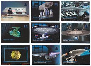 1995 Skybox Fleer 30 Years of Star Trek Phase 1 You Pick, Finish Your Set