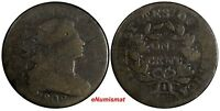 US Copper 1802 Draped Bust Large 1 Cent EX.LUX FAMILY COLLECTION (13 806)