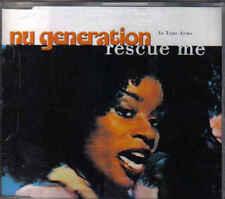 Nu Generation-Resque Me  cd maxi single 6 tracks