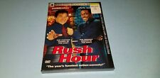 Rush Hour (Dvd, 1999, Platinum Series)sealed
