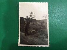 ORIGINAL GERMAN WW2 SOLDIER PHOTO IMAGE WWII OFFICER ARMY WEHRMACHT LUFTWAFFE 06