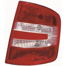 Skoda Fabia Mk1 Estate 2004-2007 Rear Back Tail Light Lamp Drivers Side O/S