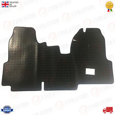 HIGH QUALITY TAILORED FIT RUBBER FLOOR MAT FOR FORD TRANSIT MK7 2006-2014
