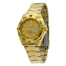 Seiko Analog Business 5 Sports Gold Mens SNZB26J1