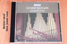 Donati plays Donati - Requiem Etude Toccata Impromptu ...  CD Tactus