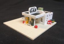 **NEW RELEASE** SHILOH'S ADOBE GAS STATION - N-150S - N Scale by Randy Brown