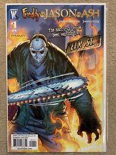 Freddy Vs Jason Vs Ash #1 J Scott Campbell Cover Wildstorm First 1st Print Nm