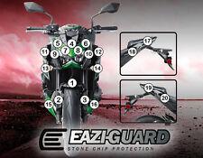 Eazi-Guard™ Kawasaki Z800 2013-2016 Motorbike Stone Chip Protection Kit