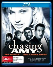 Chasing Amy (Blu-ray, 2014) New, ExRetail Stok (D142)(D146)