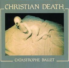 Catastrophe Ballet - Christian Death (2009, CD NUEVO)