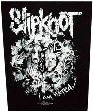 Slipknot I Am Hated giant backpatch sew-on cloth patch     (ro)