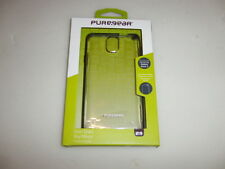 New Cell Phone Puregear Samsung Galaxy Note 3 Clear Slim Shell Nib 60414Pg Case