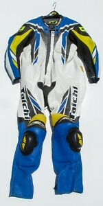 RS TAICHI Racing leather One Piece Suite - Men's - US48/Euro58
