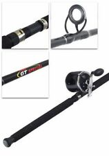 Penn GT Graphite Overhead Rod 1 Piece 6' 8-12 kg + Free Post + Warranty