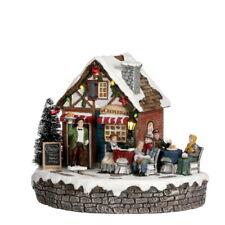 Weihnachtsdekoration LUVILLE Confiture Shop Weihnachtsmarkt Weihnachtsdorf