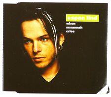 Maxi CD - Espen Lind - When Susannah Cries - A4311