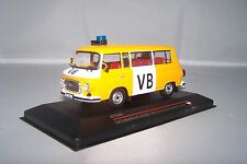 1 43 Istmodels Barkas B1000 Police Tschechien 1975