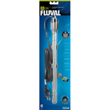 FLUVAL  M150 SUBMERSIBLE GLASS AQUARIUM HEATER 150 WATT  HAGEN  A783
