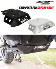 HONDA CRF 250 RALLY 2016-2018 SKID PLATE ALUMINIUM UNDER GUARD ENGINE PROTECTOR