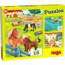 Puzzle Legepuzzle Animaux de la Ferme haba 305237 à partir 3 Années