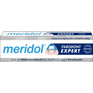 meridol Zahnpasta Parodont expert, 75 ml