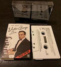 The Best of Victor Borge Live Cassette. CBS Records. Nocturne, Waltz, tango more