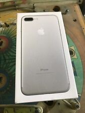 Brand New Apple iPhone 7 Plus 128gb - SILVER - At&t - SEALED
