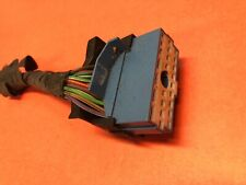 1994-2001 DODGE RAM 1500 2500 3500 TURN SIGNAL SWITCH CONNECTOR PLUG WIRING OEM!