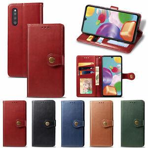 Flip Leather Wallet Phone Case Cover For TCL 20SE 20S 20 Pro 5G 20Y 20E 20L 20L+