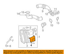AUDI OEM 07-15 Q7 Air Cleaner Intake-Heat Shield 7L0129968